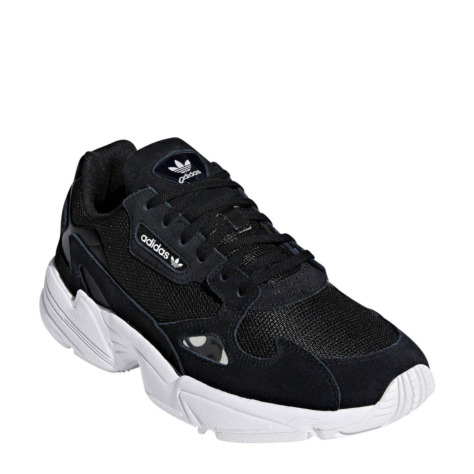 adidas Originals adidas Originals Falcon sneakers zwartwit | wehkamp | wehkamp