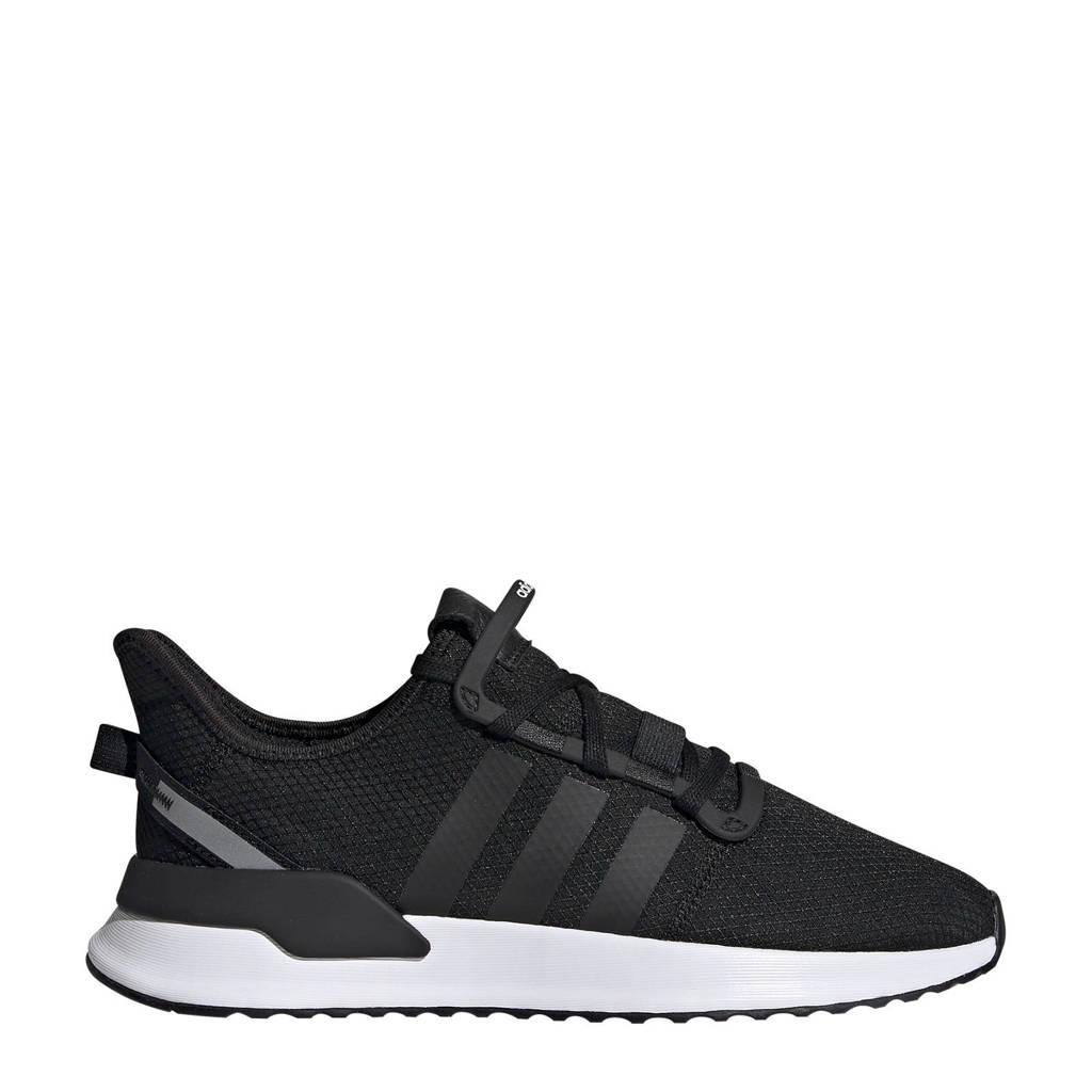 adidas Originals  U_Path Run sneakers zwart, Zwart/wit
