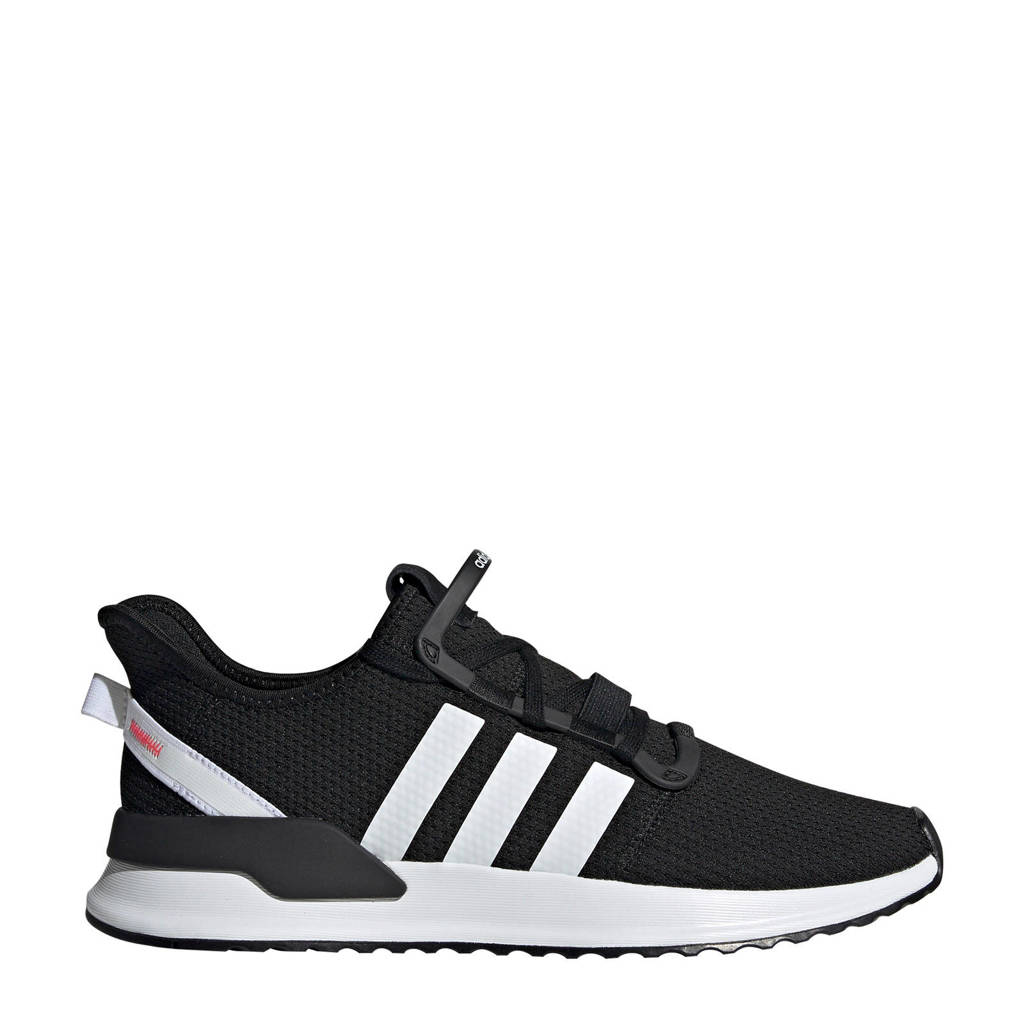 adidas Originals U_Path Run sneakers zwart/wit, Zwart/wit