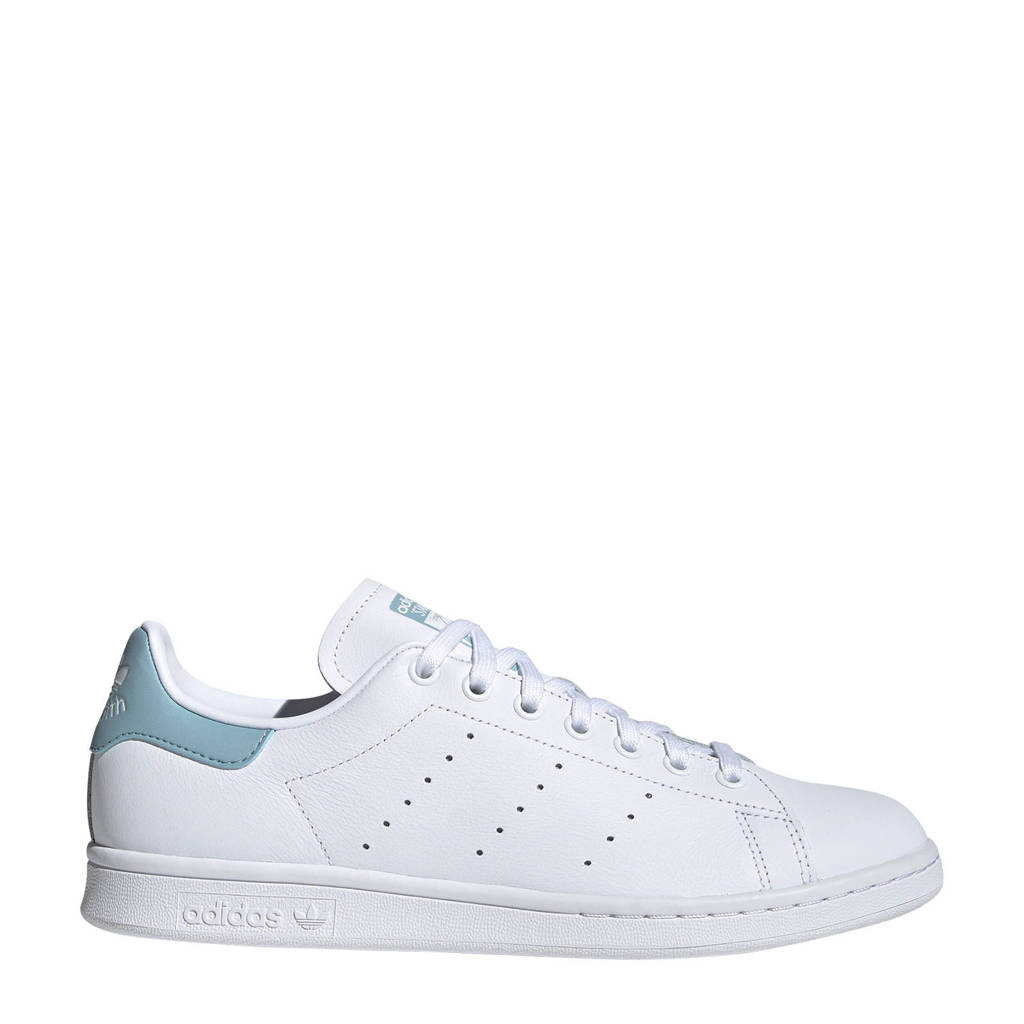 adidas originals Stan Smith  leren sneakers wit/grijs, Wit/grijs