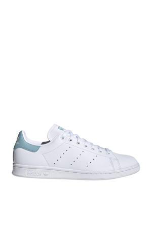 Stan Smith  leren sneakers wit/grijs