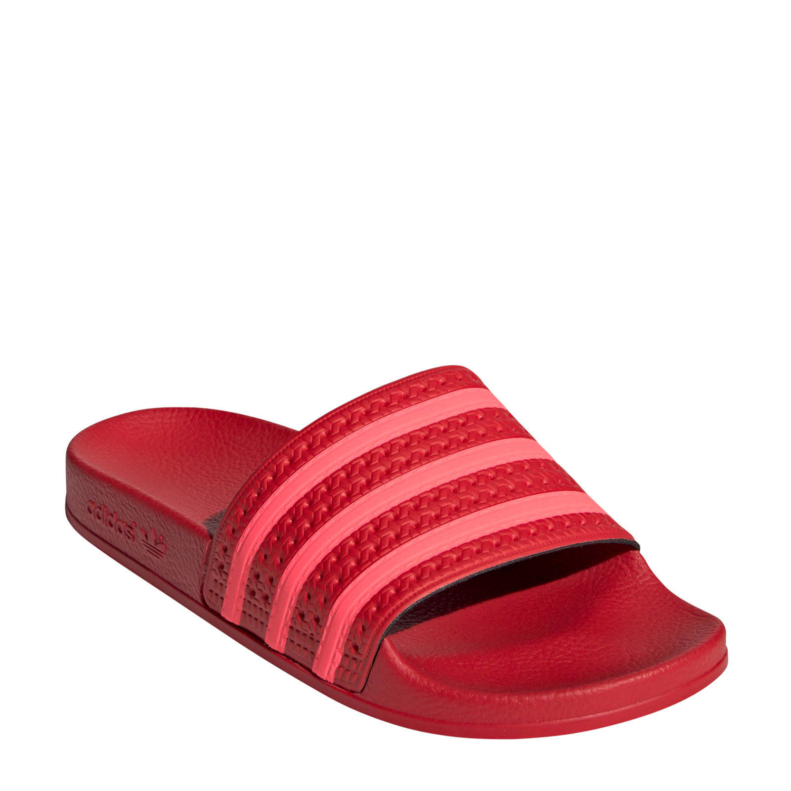 adidas slippers dames roze
