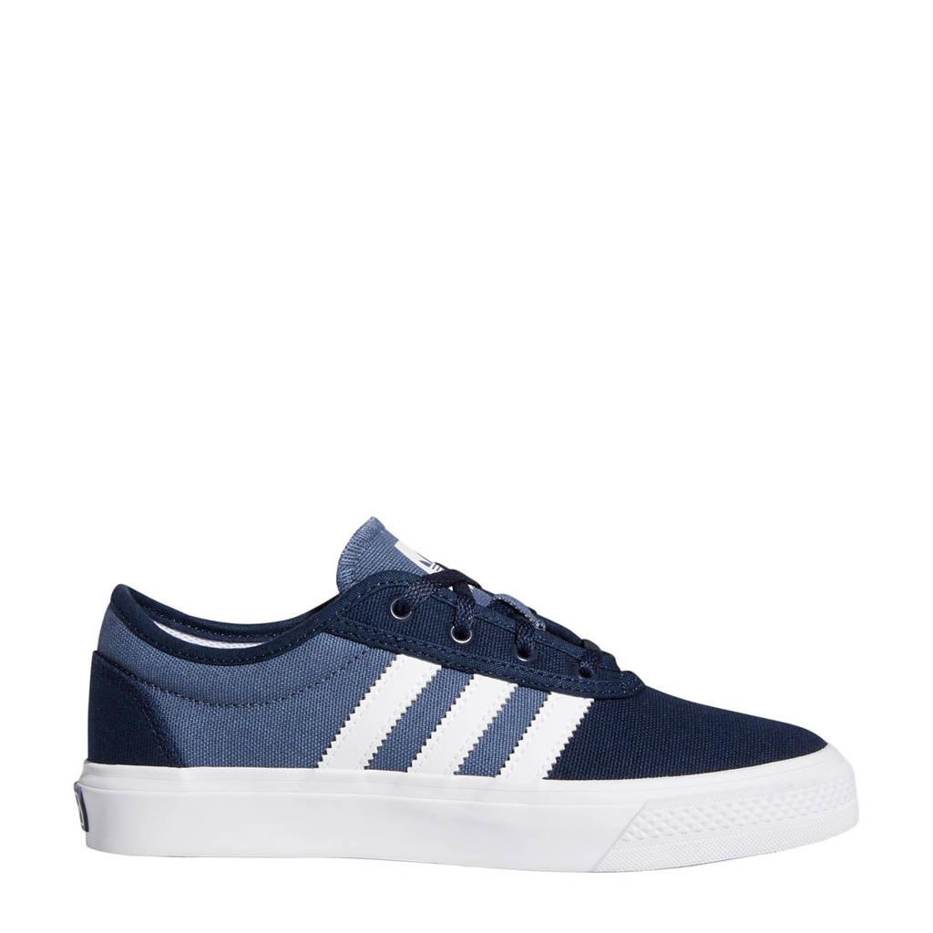 adidas Originals  Adi-Ease J  sneakers blauw, Donkerblauw/blauw/wit