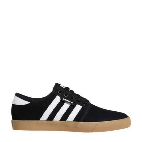 adidas originals Seeley sneakers zwart-wit