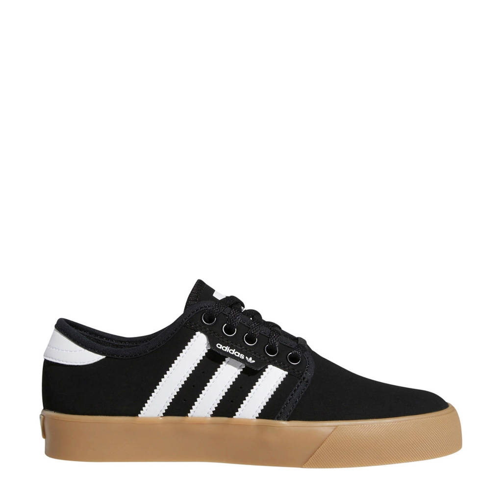 adidas Originals  Seeley sneakers zwart/wit, Zwart/wit