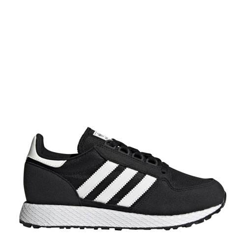 adidas Originals Forest Grove J su??de sneakers zw