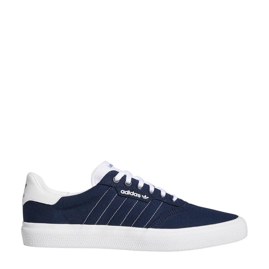 adidas Originals  3MC sneakers donkerblauw/wit, Donkerblauw/wit