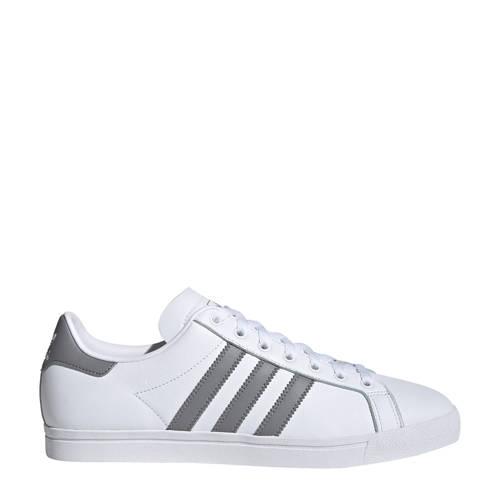 adidas Originals Coast Star J sneakers wit/grijs