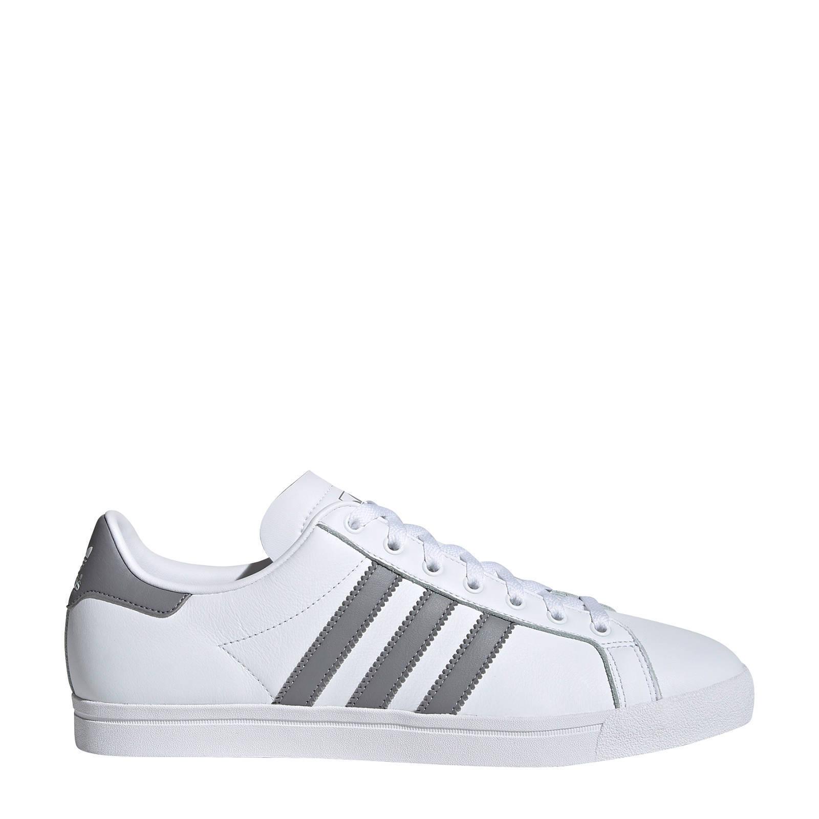 adidas Originals Coast Star J sneakers witgrijs | wehkamp