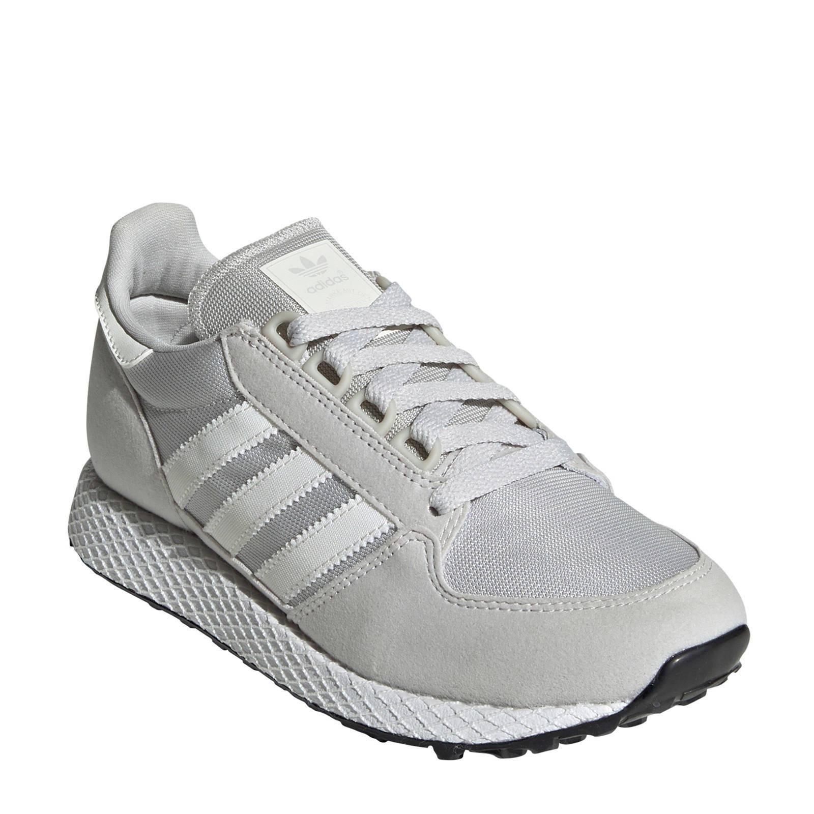 Forest Grove J sneakers grijswit