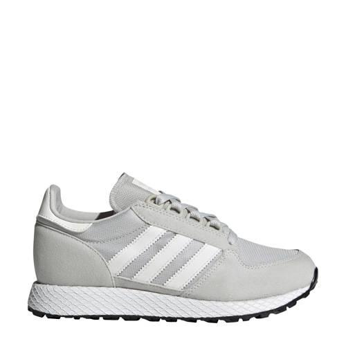 adidas originals Forest Grove J sneakers grijs-wit