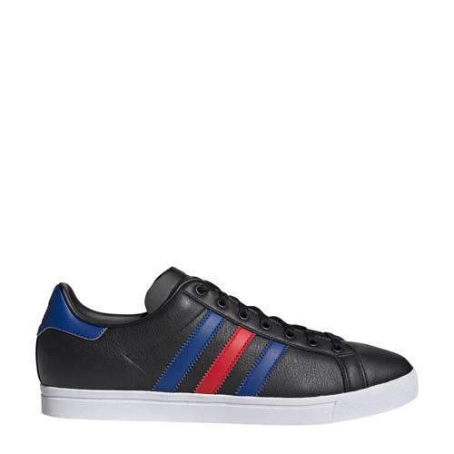 adidas Originals Coast Star J sneakers zwart/blauw