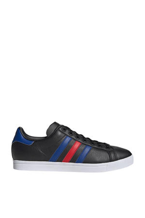 Coast Star J sneakers zwart/blauw/rood