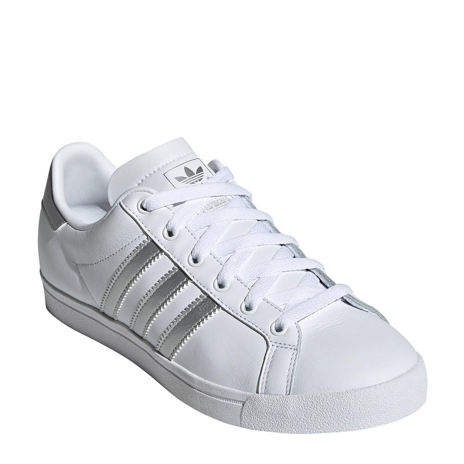 adidas Originals Coast Star J Coast Star W sneakers wit