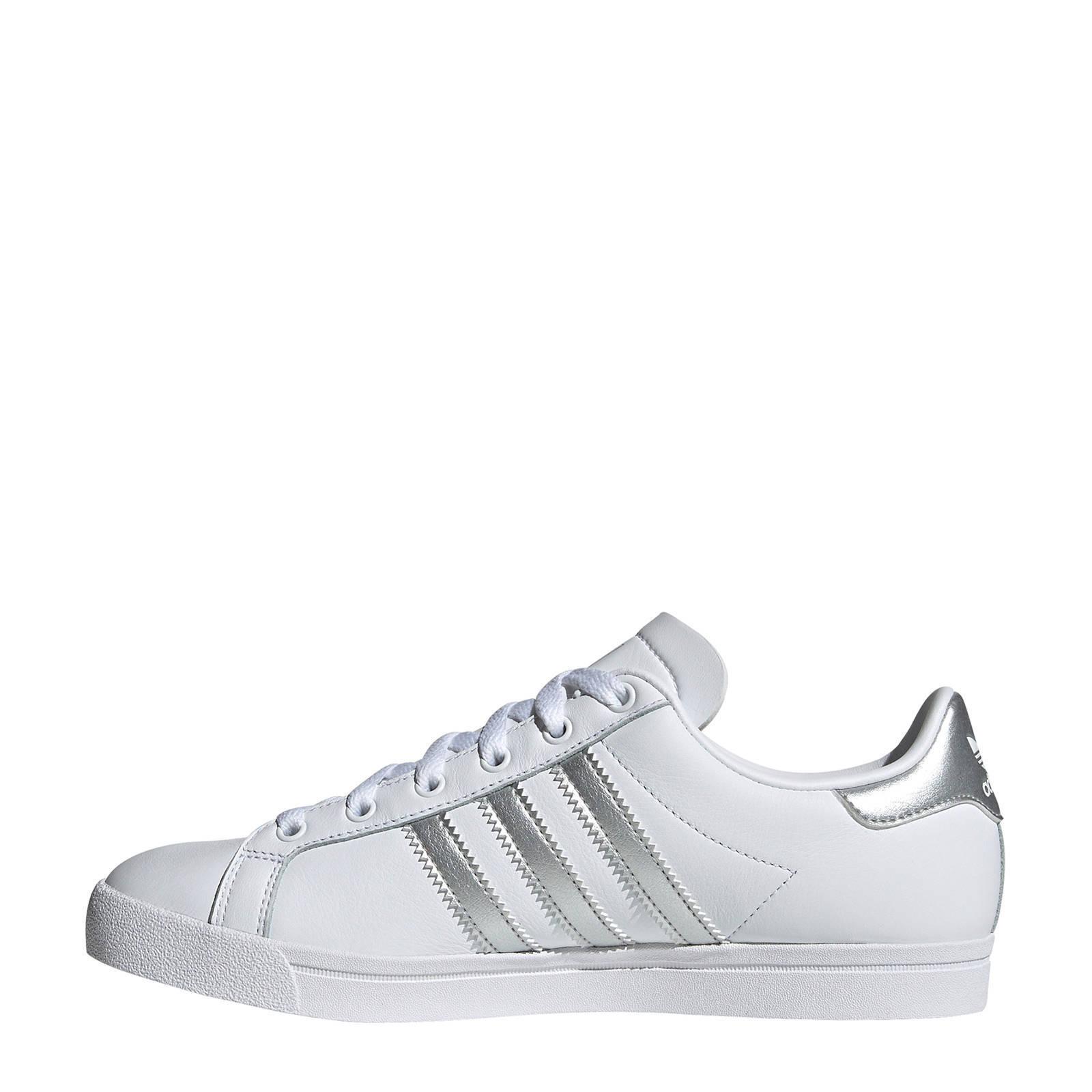 Coast Star J Coast Star W sneakers wit/zilver