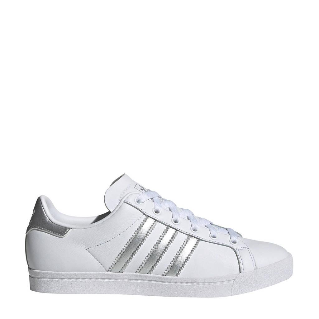 2f09562fe85 adidas originals Coast Star W sneakers wit/zilver, Wit/zilver