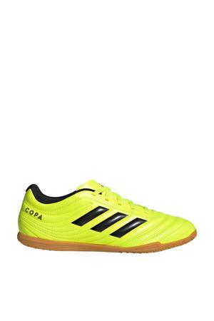 Copa 19.4 In zaalvoetbalschoenen geel