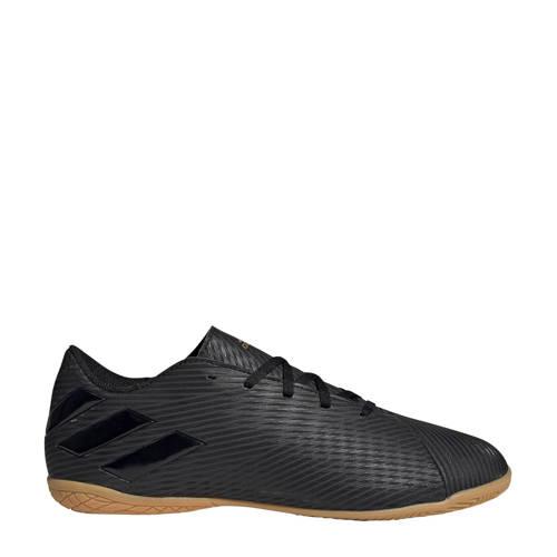 adidas performance Nemeziz 19.4 IN zaalvoetbalschoenen zwart
