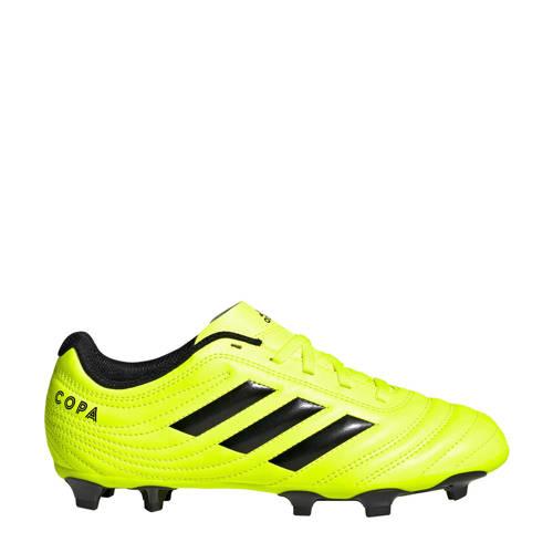 adidas performance Copa 19.4 FG J voetbalschoenen geel