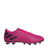 adidas Performance  Nemeziz 19.4 FxG Nemeziz 19.4 FxG voetbalschoenen fuchsia, Fuchsia/zwart