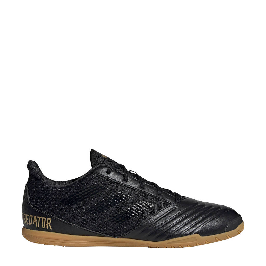 adidas  Predator 19.4 IN Predator 19.4 IN zaalvoetbalschoenen zwart, Zwart
