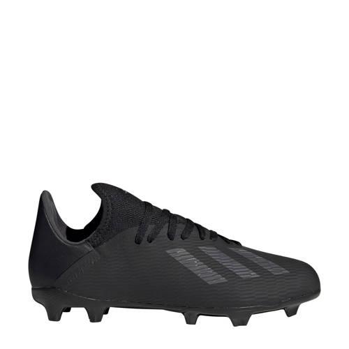 adidas performance X 19.3 FG J voetbalschoenen zwart