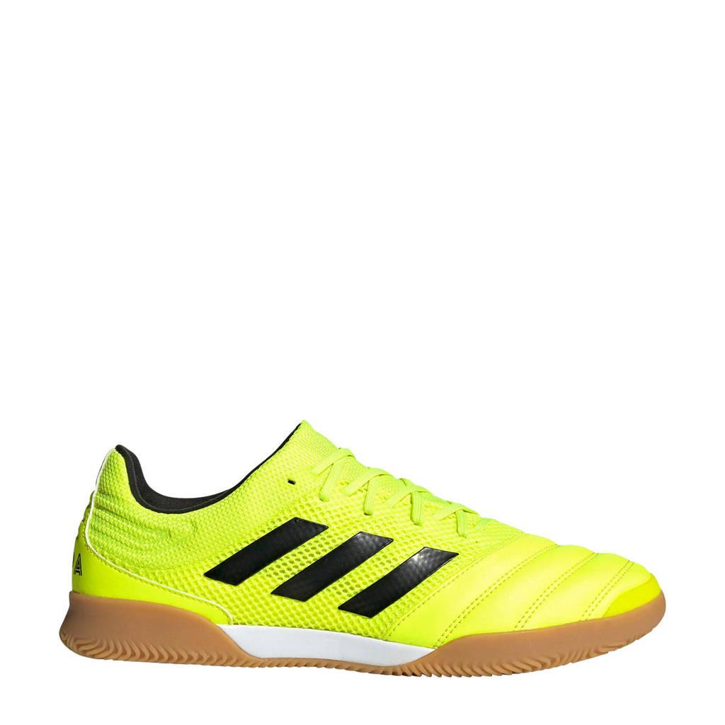 adidas   COPA 19.3 IN SALA zaalvoetbalschoenen, Geel/zwart