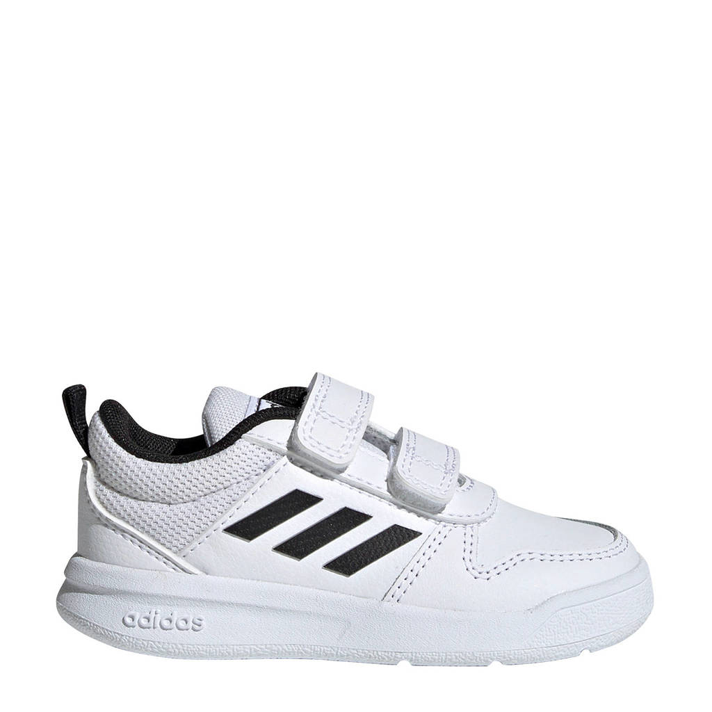 adidas   Tensaur I sportschoenen wit/zwart kids, Wit/zwart