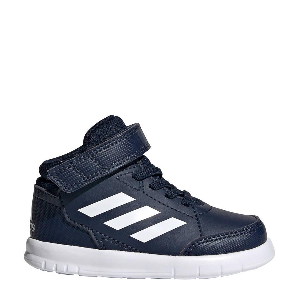 adidas performance  AltaSport Mid I AltaSport Mid I sportschoenen zwart/wit kids, Zwart/wit