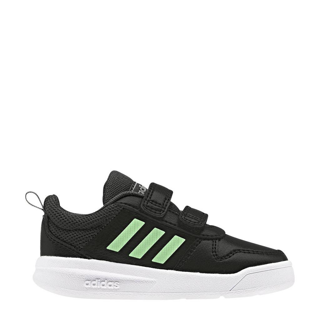 adidas Performance   Tensaur I sportschoenen zwart/groen kids, Zwart/groen
