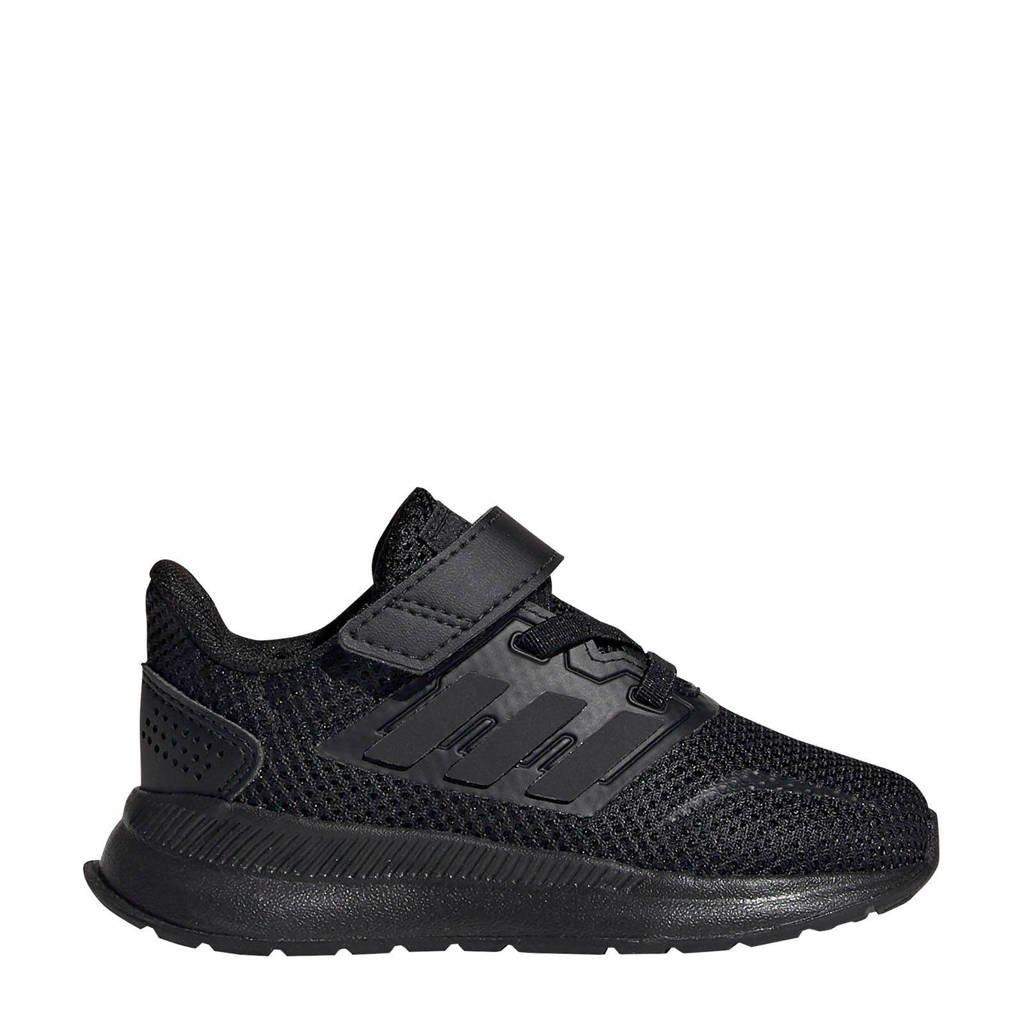 adidas Performance  Runfalcon I Runfalcon I hardloopschoenen zwart kids, Zwart