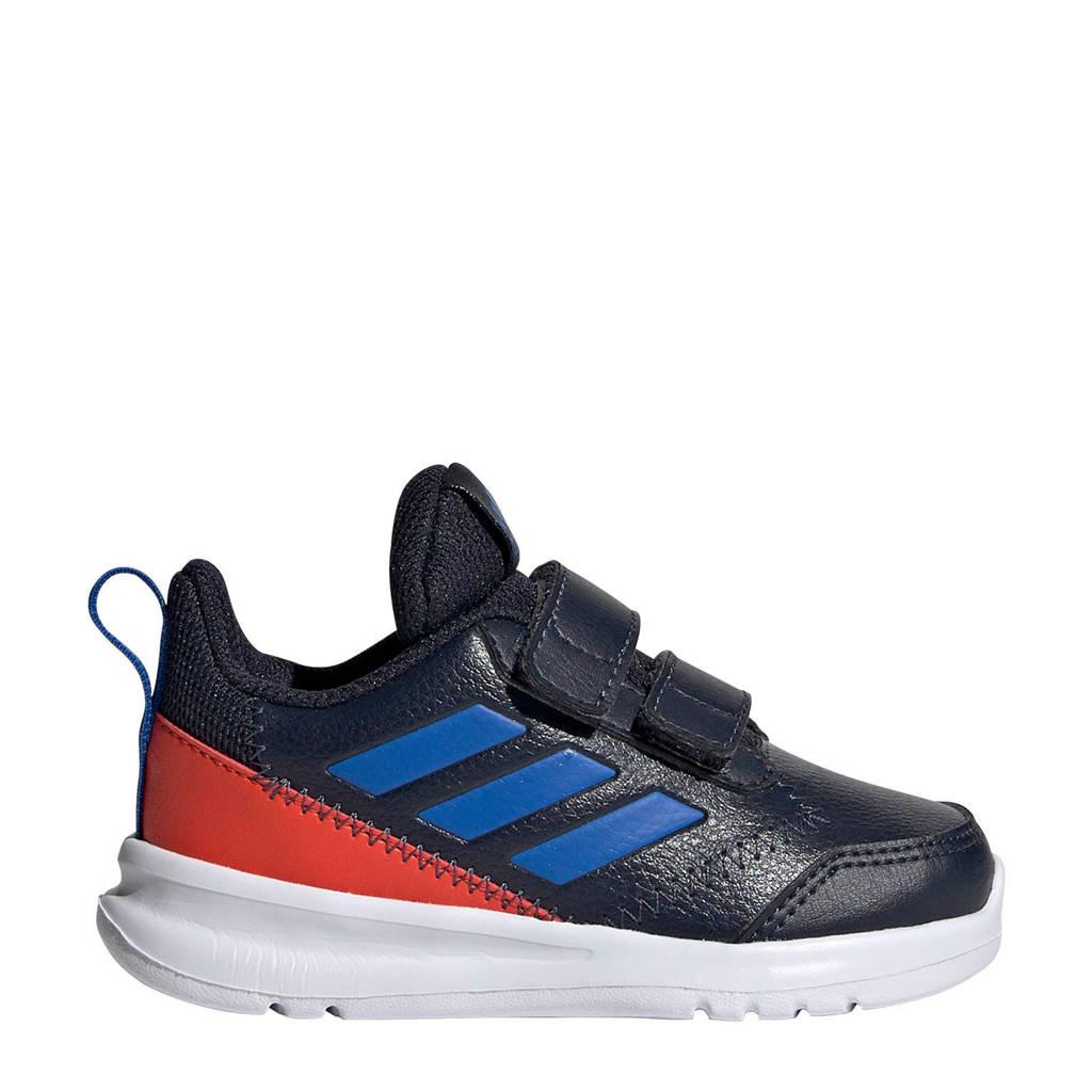 adidas Performance   AltaRun CF I sportschoenen donkerblauw/blauw/oranje kids, Donkerblauw/blauw/oranje