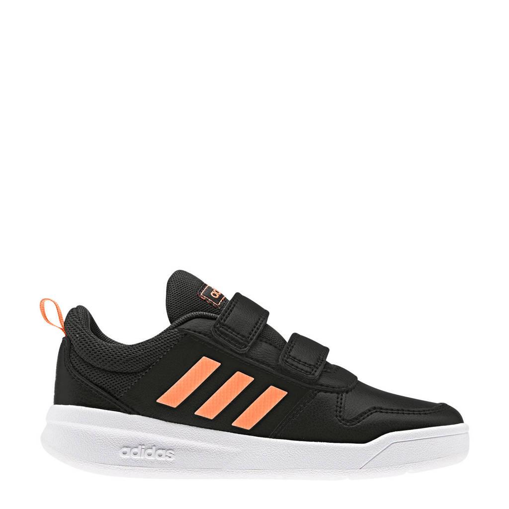 adidas Performance   Tensaur C sportschoenen zwart/roze kids, Zwart/roze