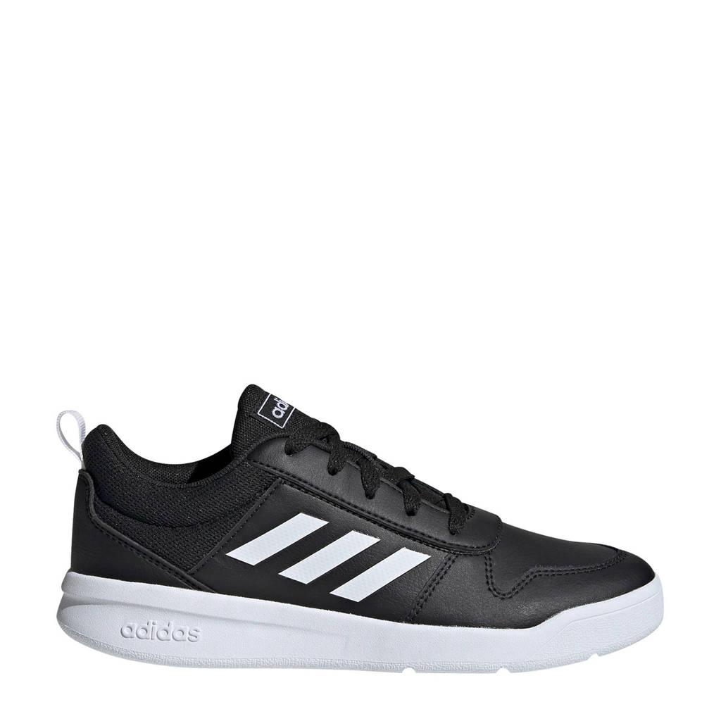 adidas Performance   Tensaur K sportschoenen zwart/wit kids, Zwart/wit