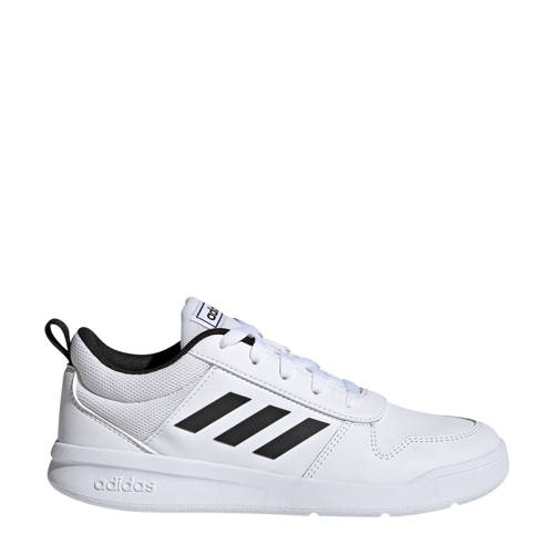 adidas performance kids Tensaur K hardloopschoenen wit/zwart kopen