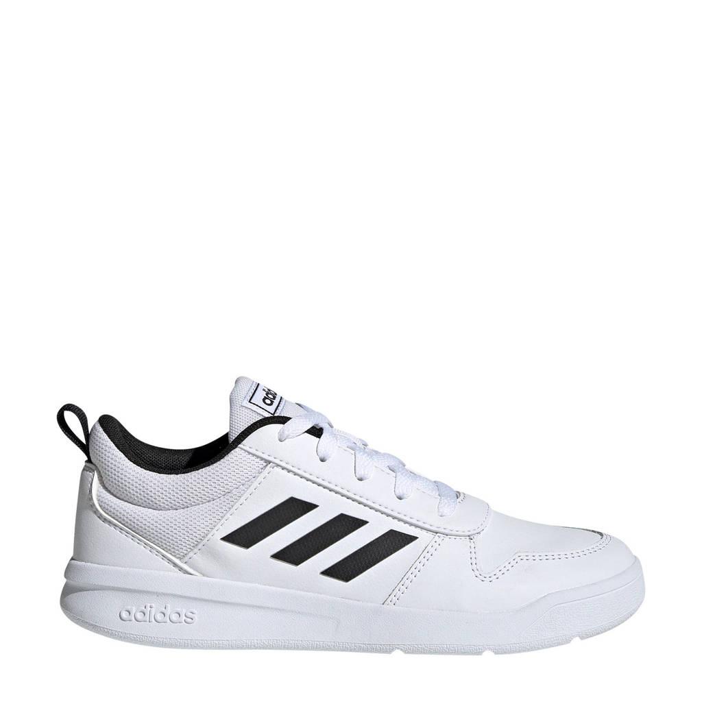 adidas Performance   Tensaur K sportschoenen wit/zwart kids, Wit/zwart