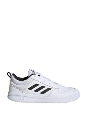Tensaur K sportschoenen wit/zwart kids