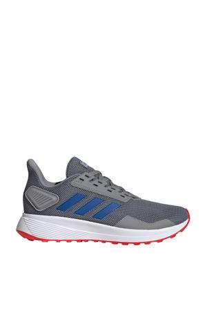 Duramo 9 K hardloopschoenen grijs/blauw kids