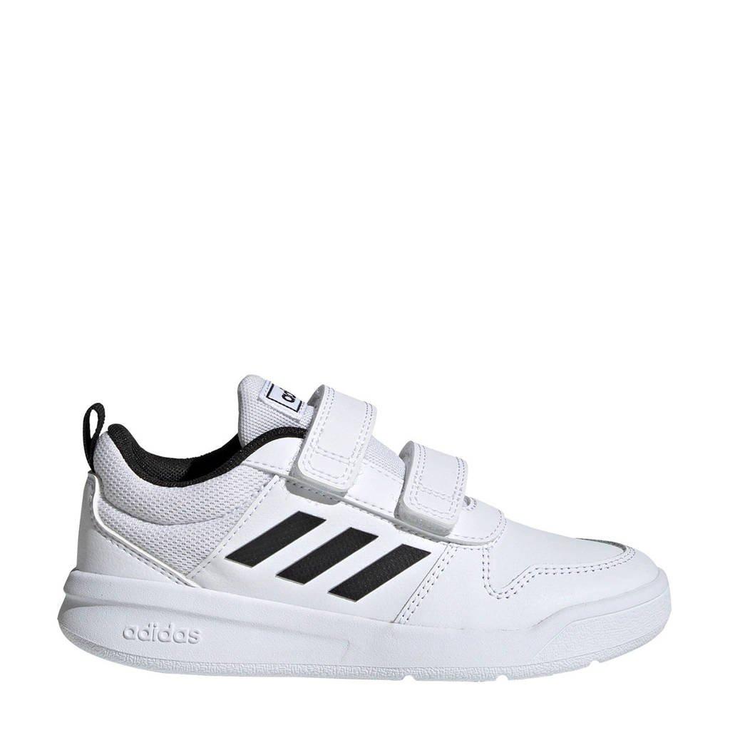 adidas Performance   Tensaur C sportschoenen wit/zwart kids, Wit/zwart