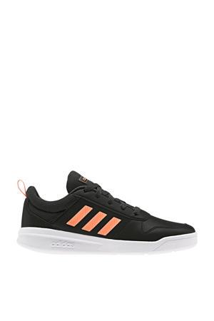 Tensaur K sportschoenen zwart/roze kids