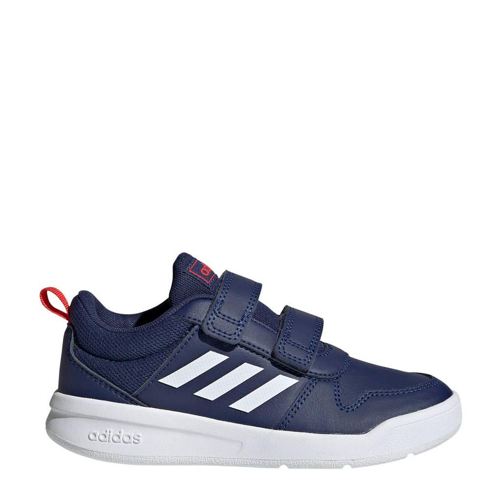 adidas Performance   Tensaur C sportschoenen donkerblauw/wit kids, Donkerblauw/wit