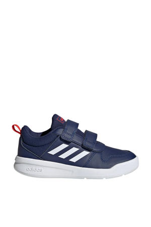 Tensaur C sportschoenen donkerblauw/wit kids