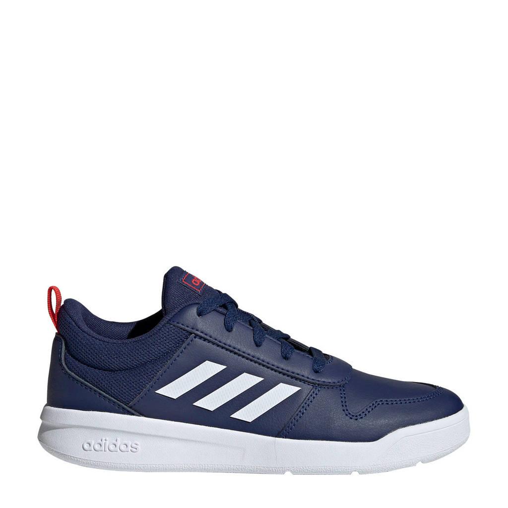 adidas Performance   Tensaur K sportschoenen donkerblauw/wit kids, Donkerblauw/wit