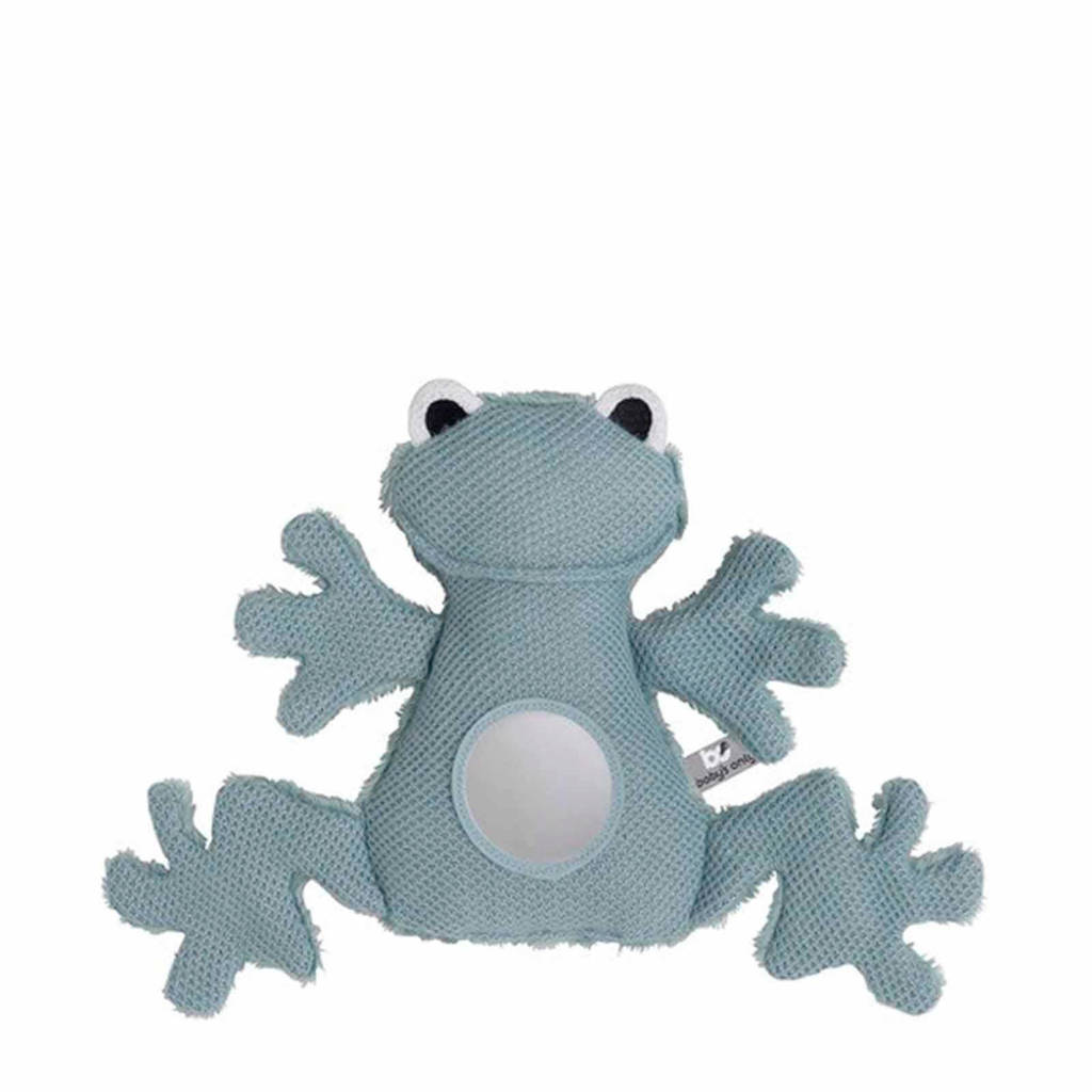 Baby's Only stonegreen kikker 35 cm knuffel 35 cm, Stonegreen