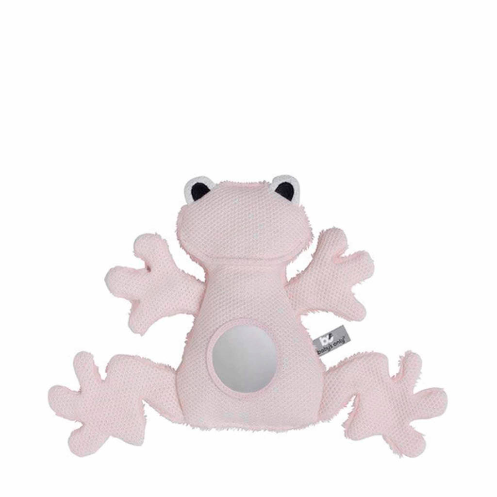 Baby's Only classic roze kikker 35 cm knuffel 35 cm, Classic Roze