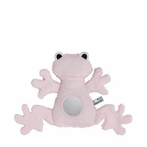 classic roze kikker 35 cm knuffel 35 cm