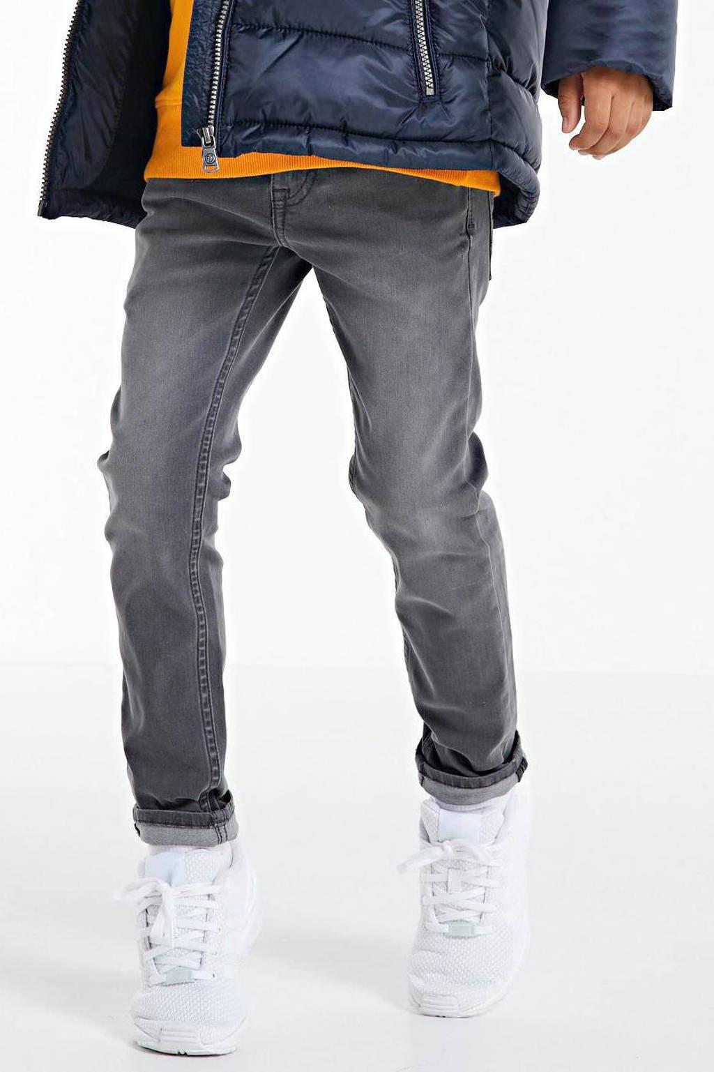 Vingino skinny jeans Apache, Dark grey vintage
