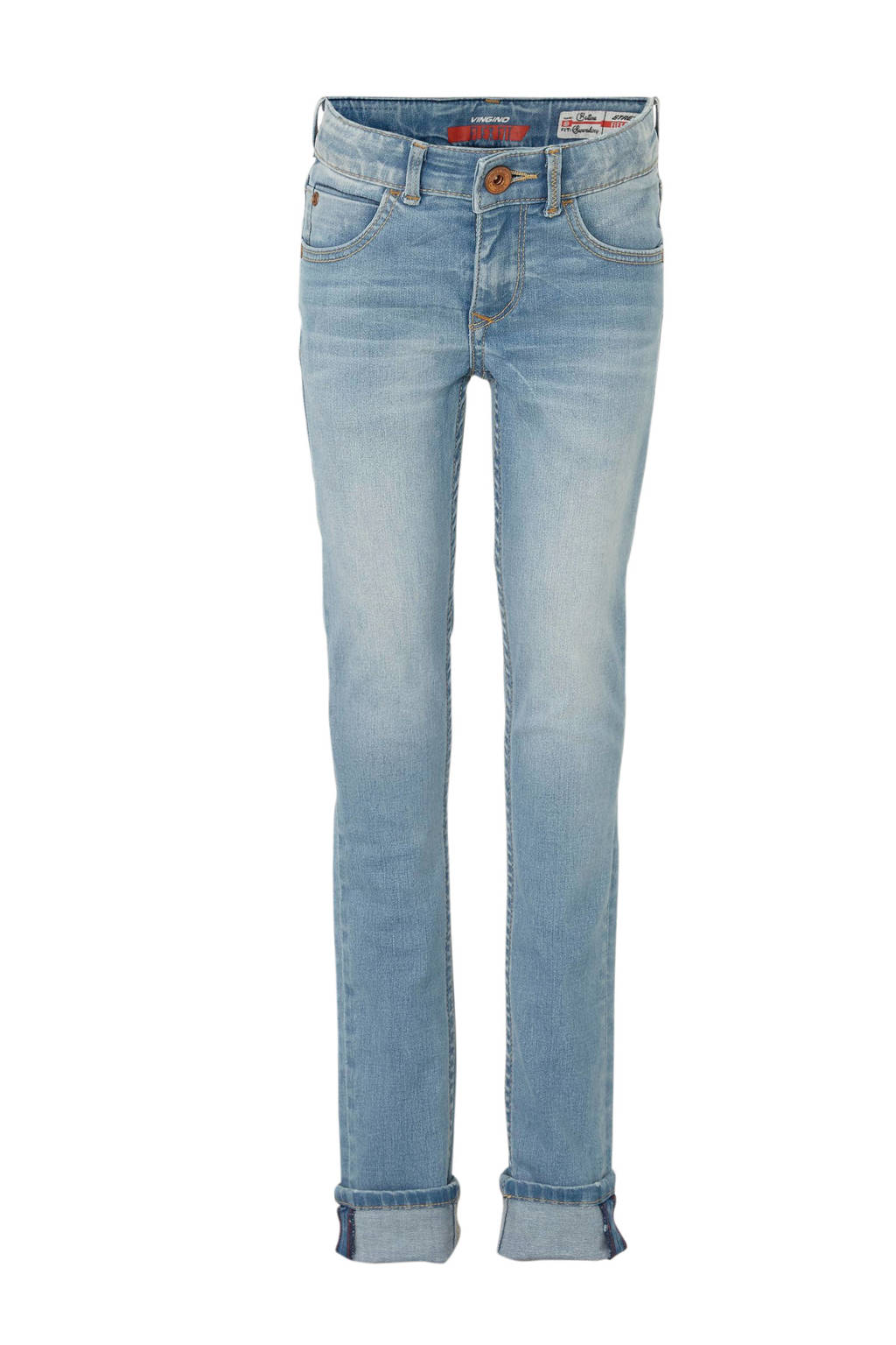 Vingino skinny jeans Bettine, Light vintage