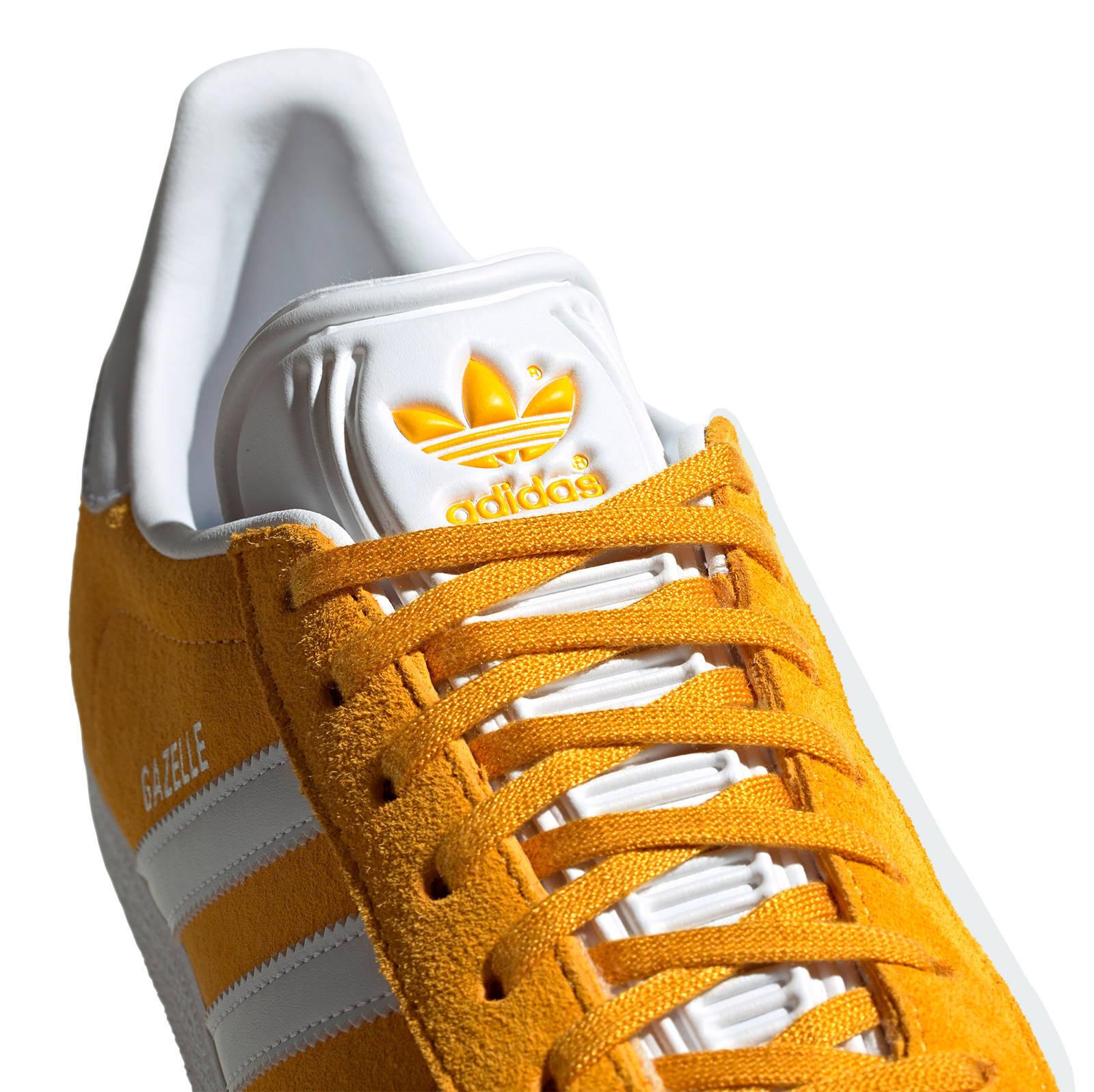 adidas schoenen geel