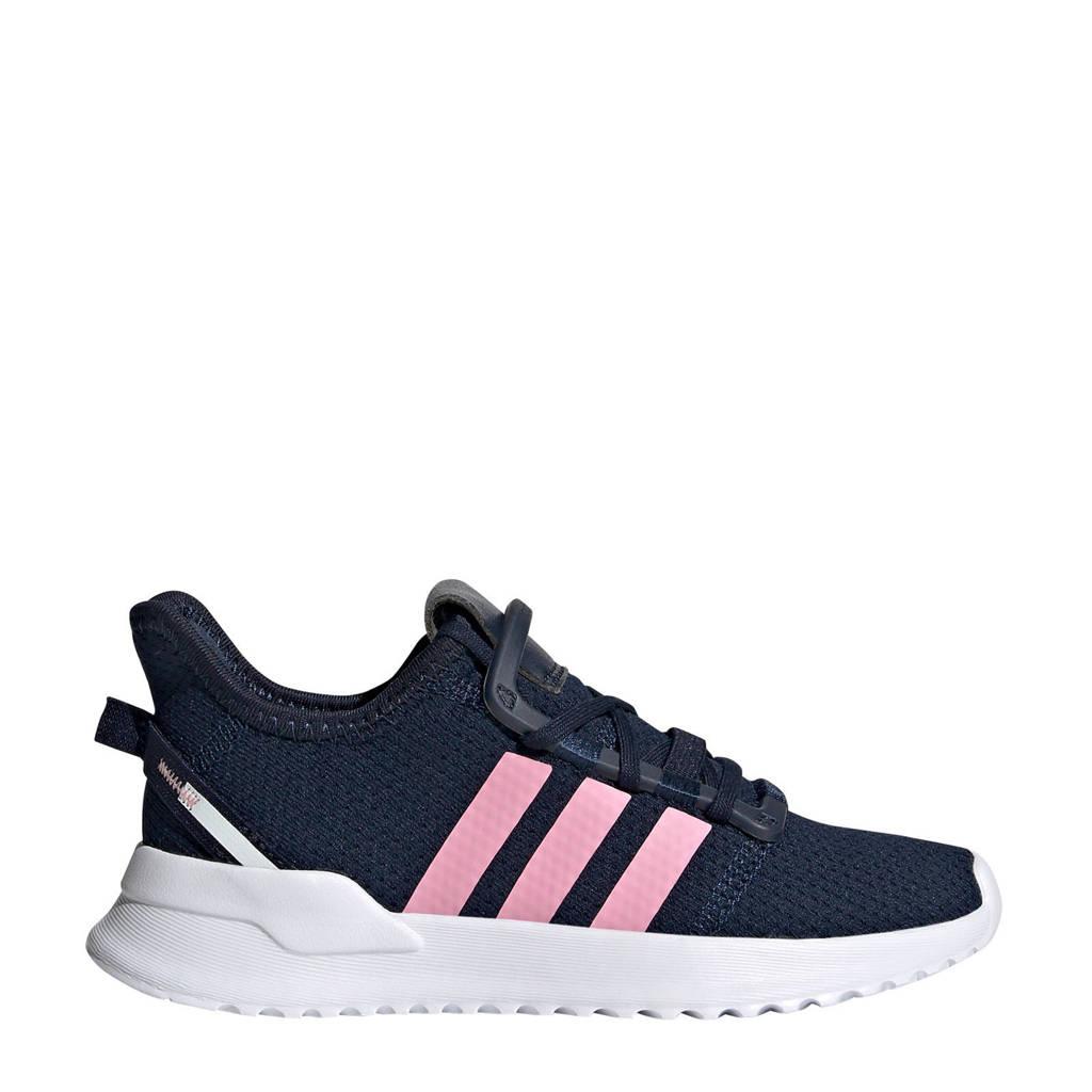 adidas Originals  U_Path Run C sneakers donkerblauw, Donkerblauw/roze